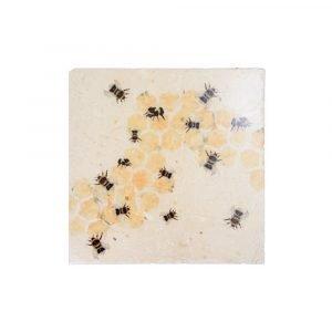 Kate of Kensington Handmade Marble Platter Medium 20 x 20 cm - Various Designs