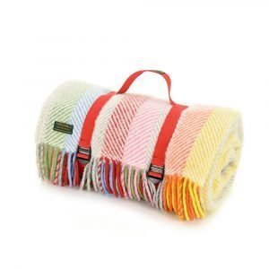 Tweedmill Polo Picnic Rug - Various Colours