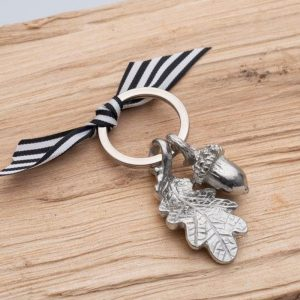 Compton and Clarke - Pewter Key rings -Various designs