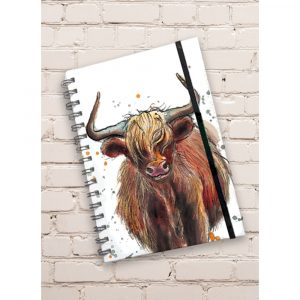 Dollyhotdogs High Quality Note Book- Various designs