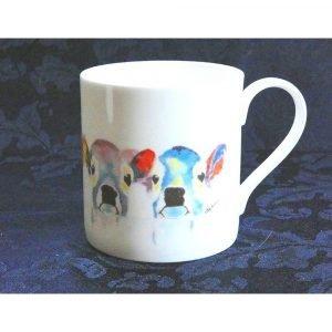 Dylshouse Fine Bone China Mugs- Various Designs