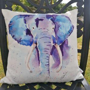 Dylshouse- Cushions - Various Animal illustrations