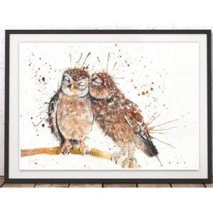 Art Print- Various Animal illustrations by Katherine Williams