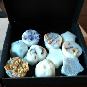 Freckleface Pick and Mix Box of 10 Vegan Soya Wax Melts