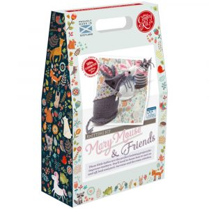 Mary Mouse and Friends Knitting Kit