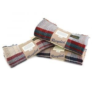 Tweedmill Random Recycled All Wool Picnic Rug