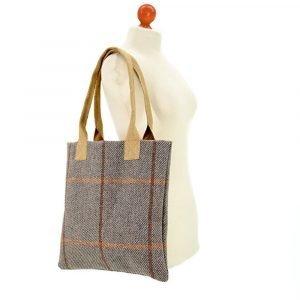 Tweedmill Rustic Wool Bag - Various Colours