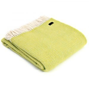 Tweedmill Illusion Large Throw Pure New Wool- Various colours